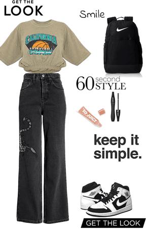 wear something comfy