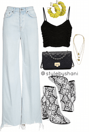 casual fit / brunch
