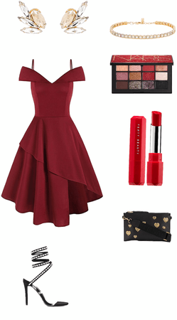 Simple Prom / Homecoming chic