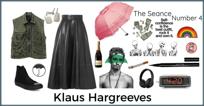 Klaus Hargreeves