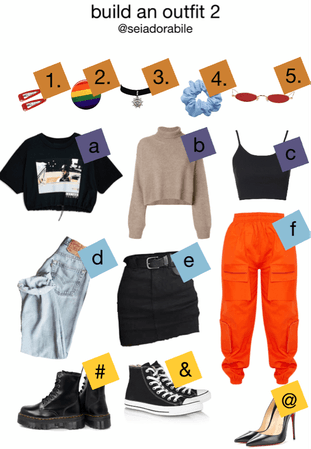 build an outfit 2