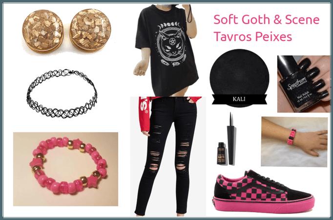 Soft Goth & Scene Tavros Peixes