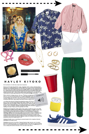 Hayley Kiyoko - »Curious« MV