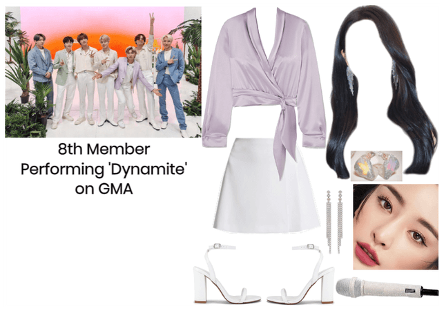 8th Member of BTS on GMA