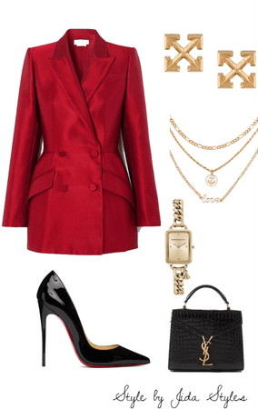 sophisticate outfit 👌🏾