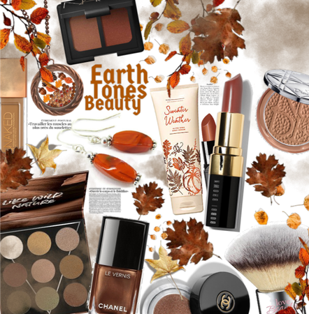 Earth beauty for fall