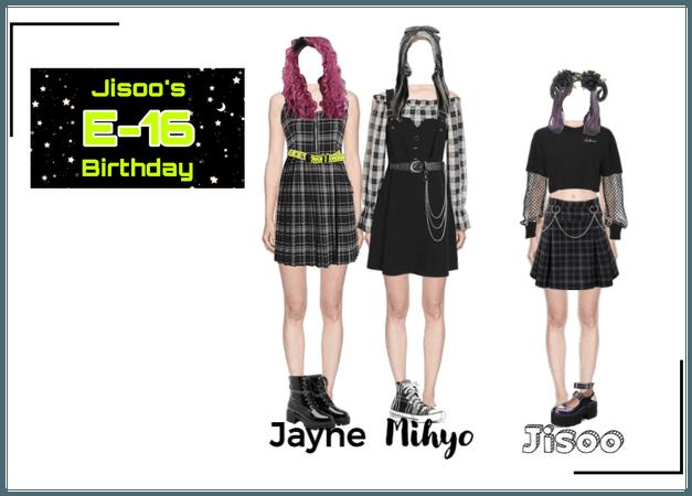 Jisoo's E-16 Birthday | Jayne Mihyo and Jisoo