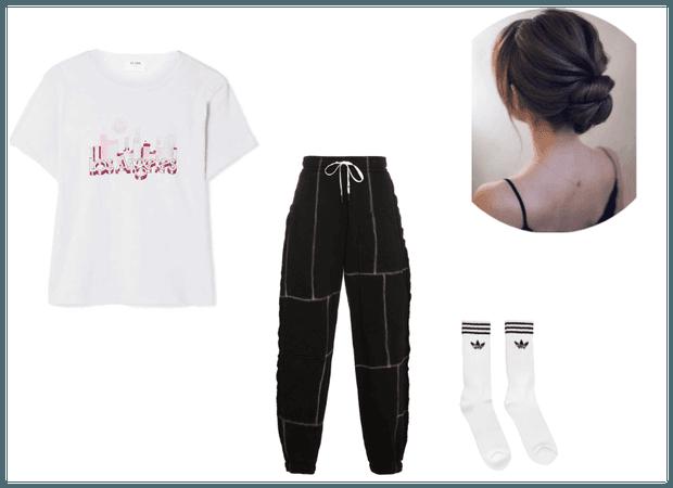 Comfy Clothes for Amelia