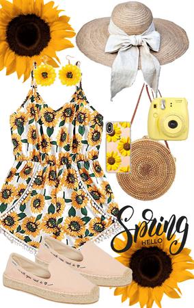 sunflower addicted