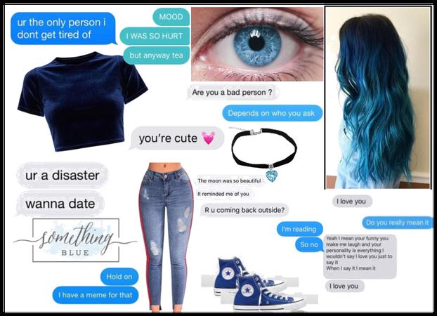 blue OC