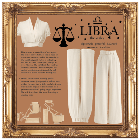 Libra Formal Outfit