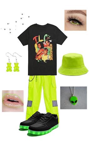 Neon Streetwear