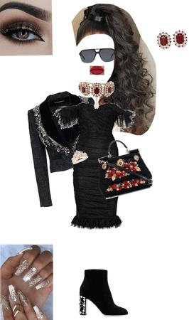 Dolce Gabbana in Paris