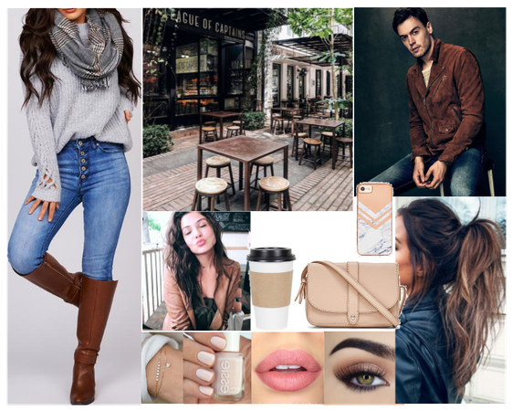 Coffee Dates and Trip Planning