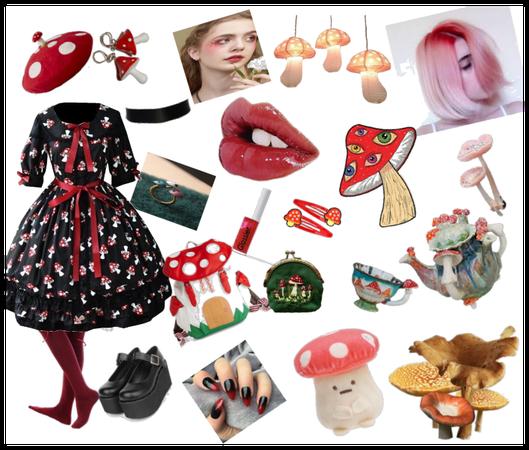 Mushroom Lolita