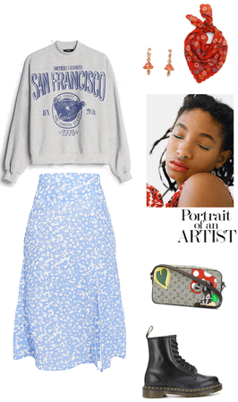 Willow Smith  Fall Street Style