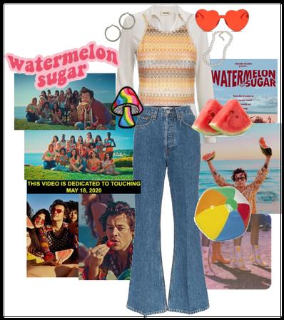 Watermelon Sugar-Harry Styles