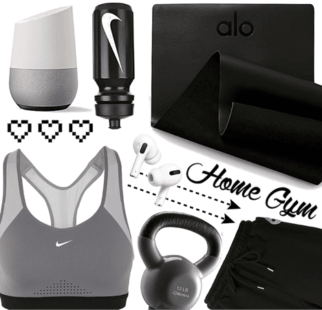 SPRING 2020: Home Gym Style