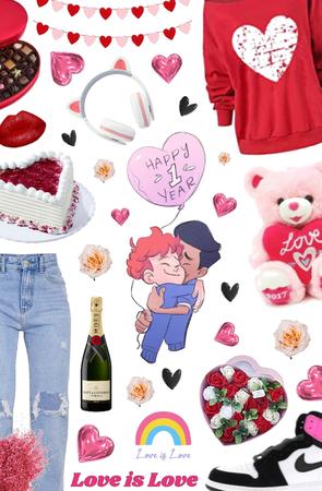 LGBT Valentine's Day