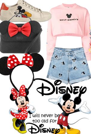 Disney look