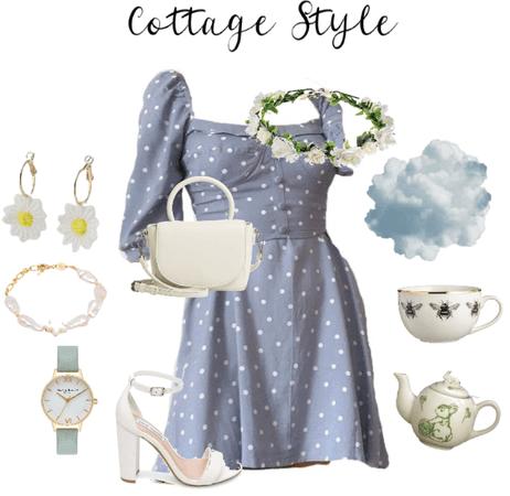 cottage core! ☀︎︎