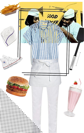 Welcome to Good Burger home of the