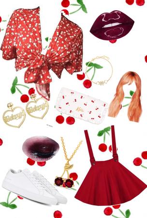Color Me Cherry