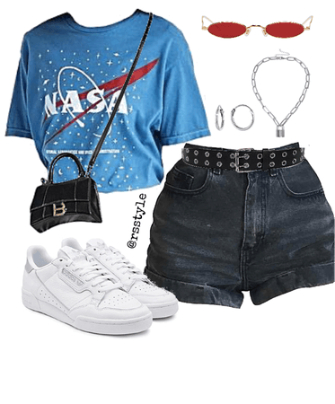 Casual summer fit