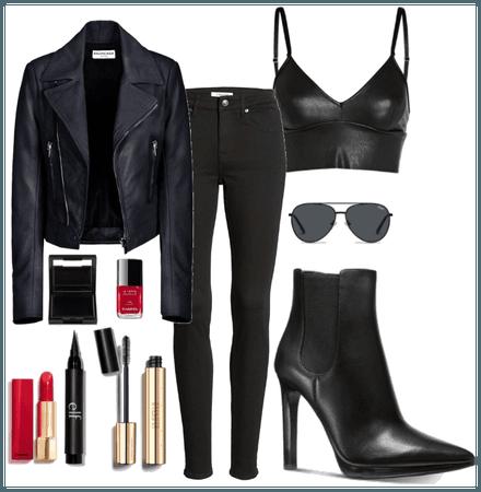 Hot Leather Julia