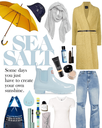 sea salt #aprilshowers