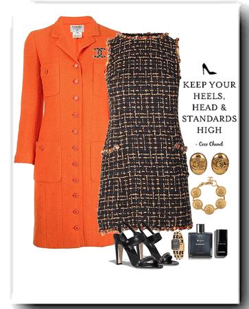 High Standards—Orange Coat Challenge