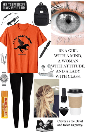 Annabeth and Percy Jackson