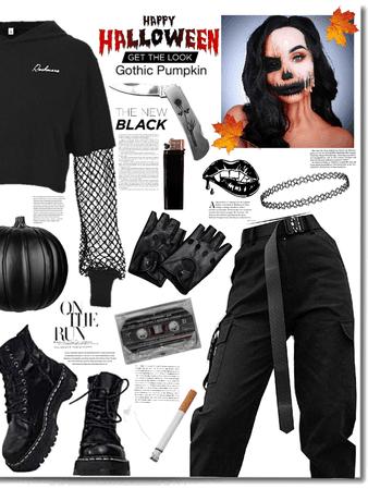 The Gothic Pumpkin