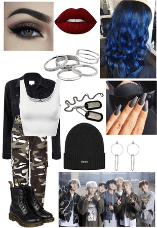 BTS Mic Drop Outfit #2