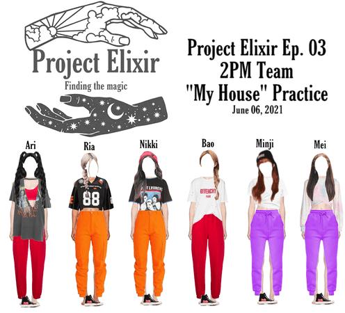 Project Elixir Ep. 03 2PM Team Practice
