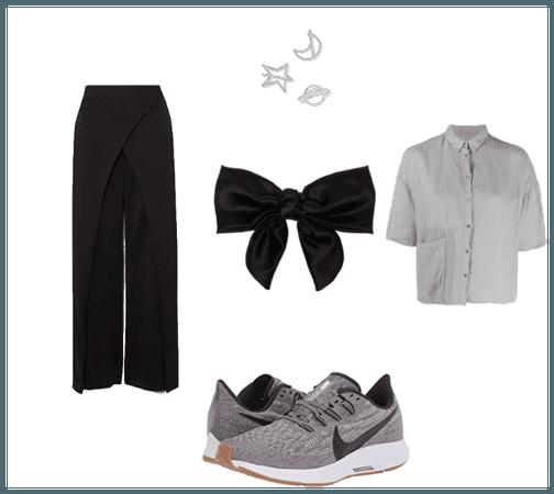 Potential Barista Uniform Outfit (Minus Apron)