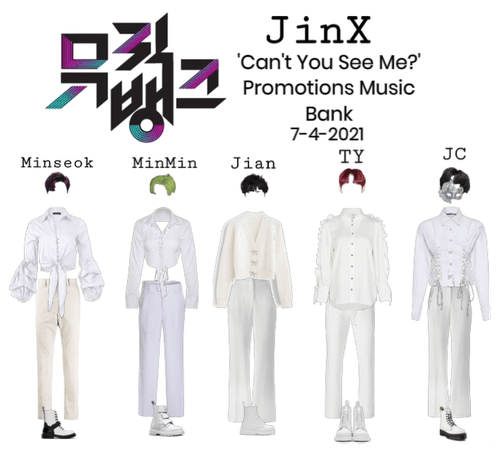 'Can't You See Me?' Promotions Music Bank