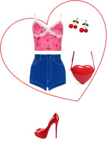 cherry baby 🍒