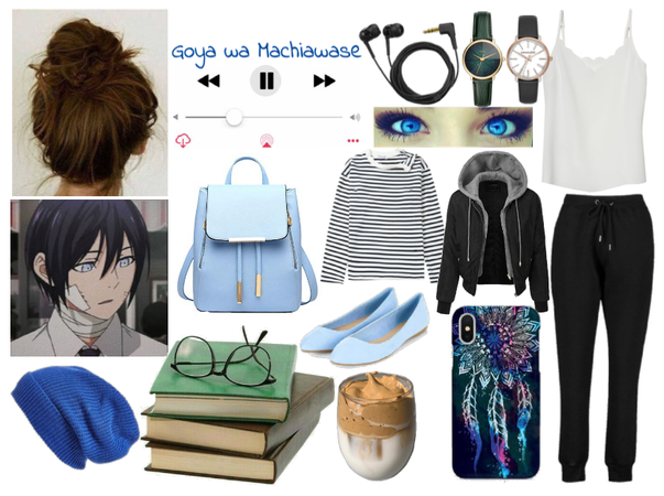 back to school noragami inspired