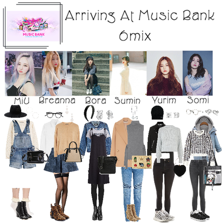 6mix - Arriving At Music Bank