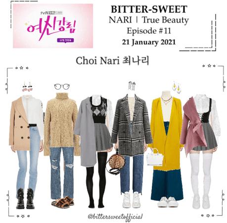 BITTER-SWEET [비터스윗] (NARI) True Beauty 210121