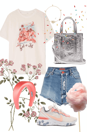 Cotton candy vibes🍬♥️