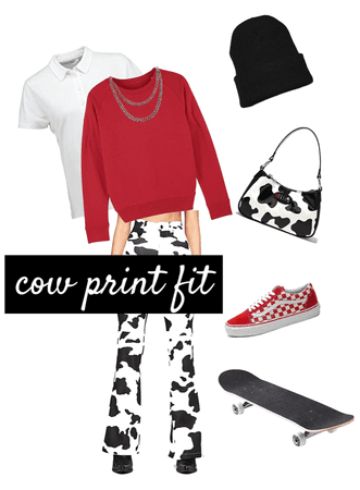 Cow Print Outfits