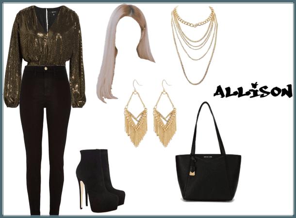 Allison Dilaurentis (PLL)
