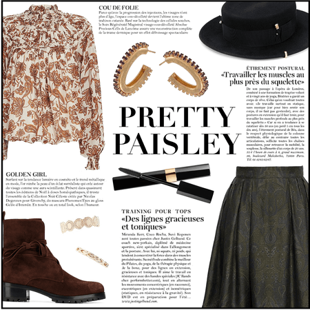 Pretty Paisley - Contest