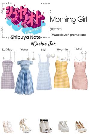 Shibayu Note- #Cookie Jar