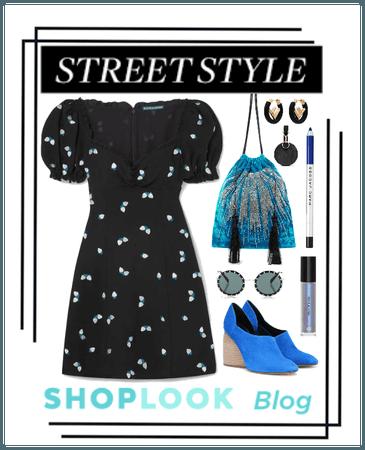 Street Style: Alexa Chung