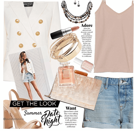 Get The Look: Summer Date Night