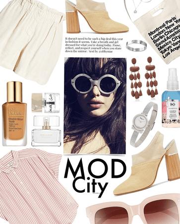 mod city street style