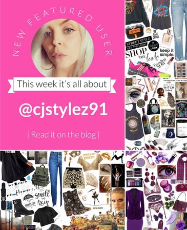 Featured User: @cjstylez91